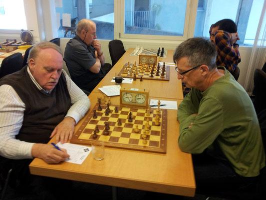 SMM Frauenfeld-SG Munot SH II 2016, Josef Montanari-Thomas Wunderlin