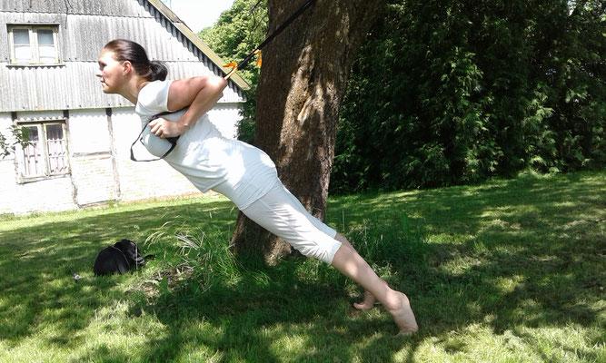 Sling Training für deine Kraft und Ausdauer auf Eiderstedt, ProMentalis Garding