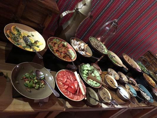 Iftar Buffet at Chedi Muscat
