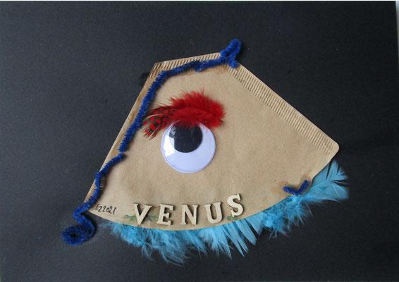 Venus, 21 x 31, 2021