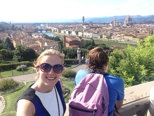 Skyline van Florence