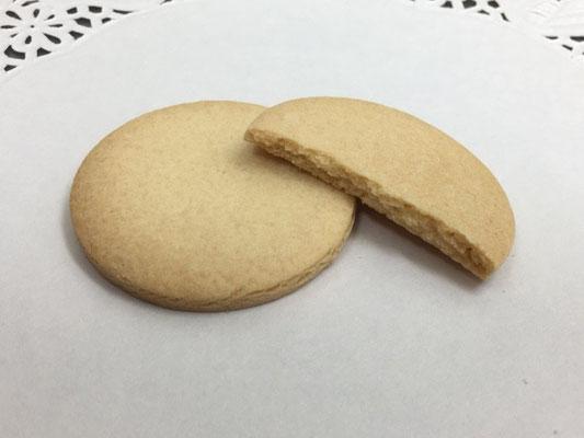プリントクッキー 無地丸