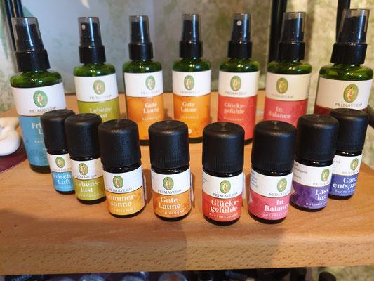 Primavera Raumsprays und Aromaöle