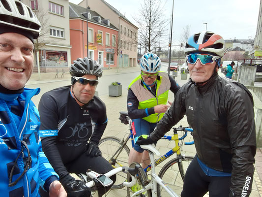Rallye Bettembourg 14.03.2020