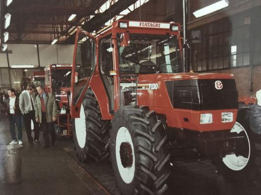Fiatagri Winner Produktion