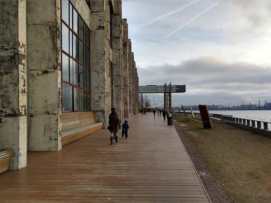 Sevkabel Port - das kreative Zentrum