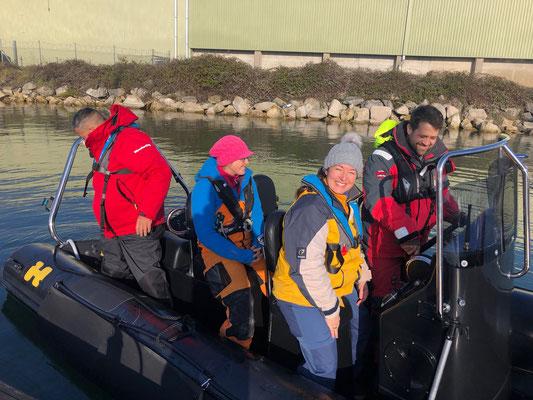 RYA Powerboat Instructor Course ©www.marine-education.co.uk