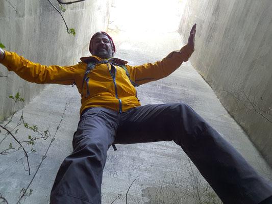 Adrian Lerch: Eine kurzweilige und coole Wanderung so nah von zu Hause.