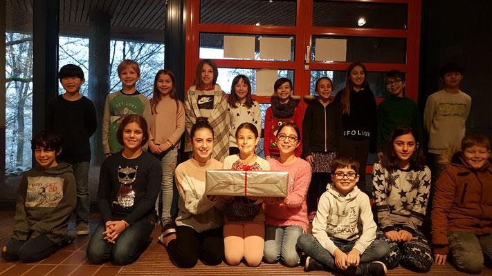 Schüler der Steinenbergschule übernehmen Verantwortung