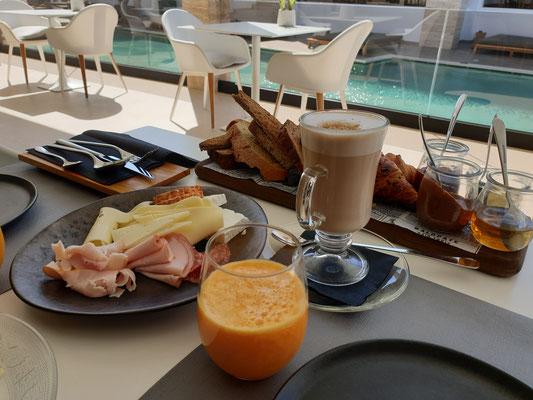 Lango Design Corona Frühstück