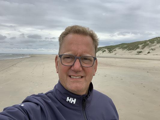 ... und mein erster Strandspaziergang Barfuß! ... das macht Lust auf mehr!
