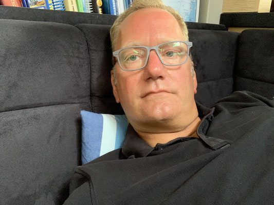 """Da ich die restliche Zeit ja nicht nur auf """"der Couch"""" herumhängen kann ..."""
