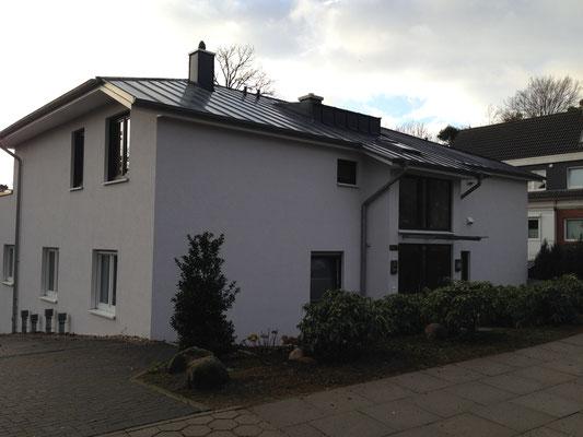 Wohnhaus mit 4 WE in Harburg in Hanglage als KFW Effizienzhaus