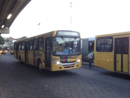 Busbahnhof in Camaragibe