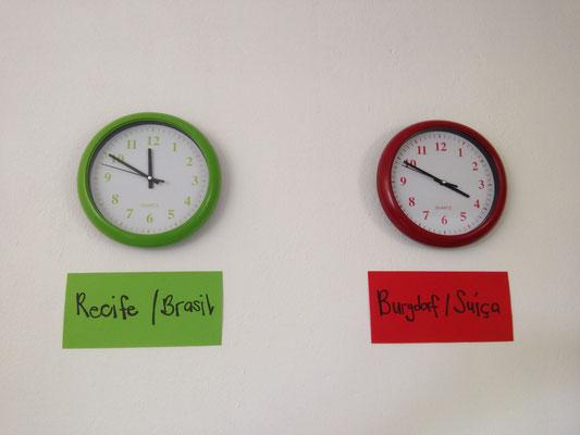 Mit diesen Uhren sind wir noch etwas mehr mit der Schweiz verbunden