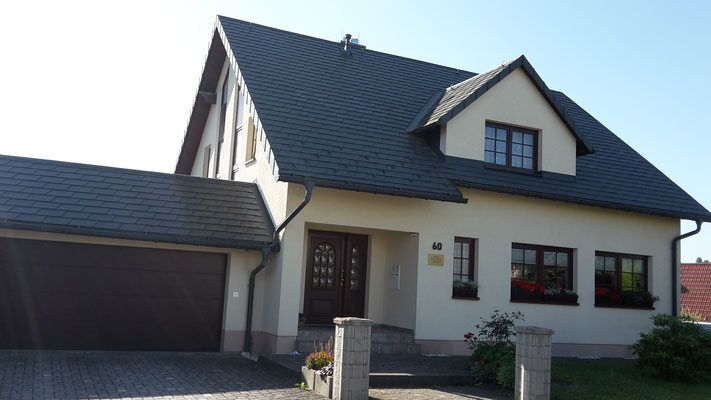 Wohnhaus mit Architekturbüro Bärthel
