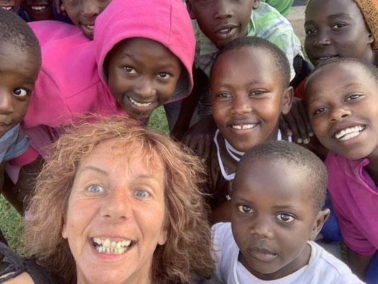 Mittendrin ... gemeinsames fotografieren mit Kindern