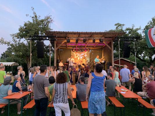 Disco Flash im Hoftheater 2019