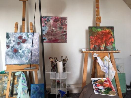 Atelier Bilder Vorher 2