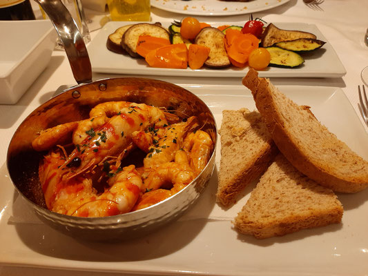 Shrimps Quaatrocchi