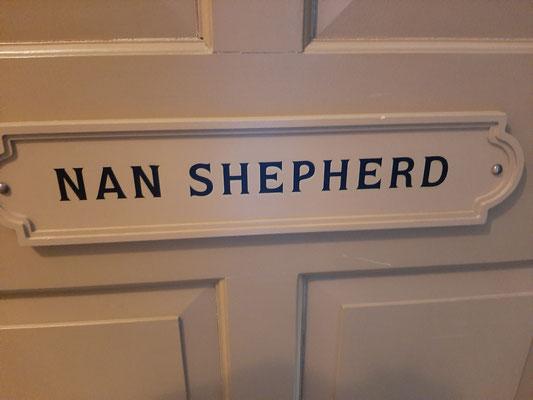 Nan Shepherd Poetry Room