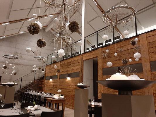 Breathtaking restaurant area - Anker Appenzell Switzerland
