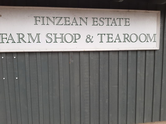 Finzean Estate Shop