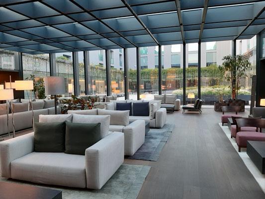 Lobby Hilton Como