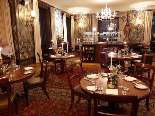 Clunie Dining Room