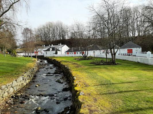 Edradour Distillery Pitlochry