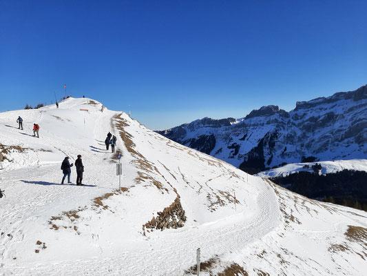 Round Trail Peak Kronberg - Appenzell