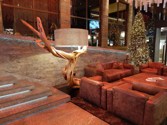Lobby at Grischa Hotel Davos