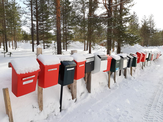 Post Boxes for Cottages