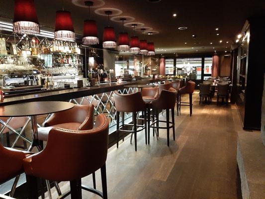 Bar at Grischa Davos