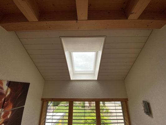 Ersatz Dachfenster in Röthenbach - Hosner Holzbau GmbH Röthenbach