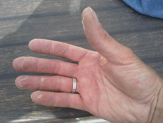 Schleusenhände
