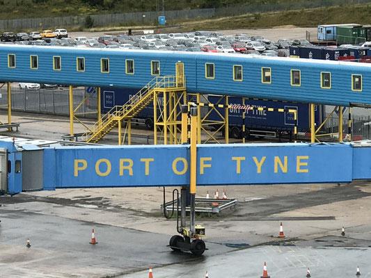 Port of Tyne, Foto Kai Czechau