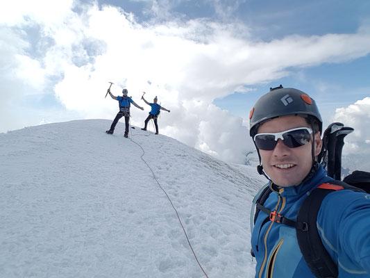 Grand Combin de Grafeneire, 4314 m