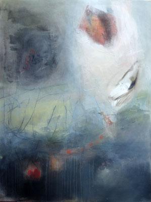 halbherzig.com,Acryl,Pigmente -Mischt. auf Lwd., 120 x 90 ,2014