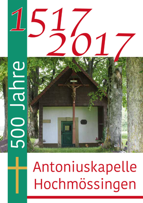 Kann über die katholische Kirchengemeinde Hochmössingen bezogen werden
