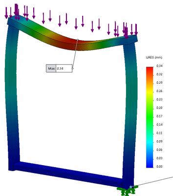 Calcul du pied de table métal UkYa