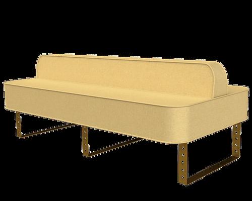 Piètement Design pour canapé de salon