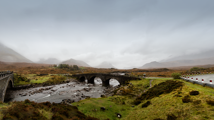 Sligachan Old Bridge, Isle of Skye