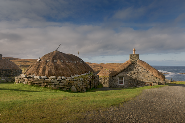 Blackhouse Complex, Arnol, Isle of Lewis and Harris