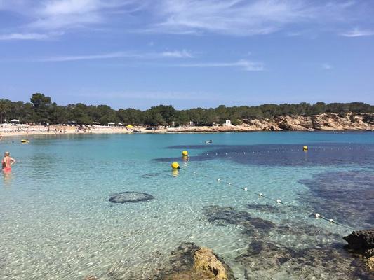 Cala Comte - Ibiza