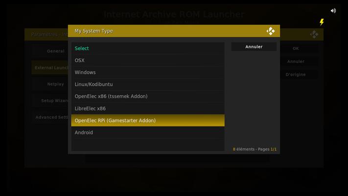 TUTO] Installer/Configurer et Utiliser RetroArch + Internet
