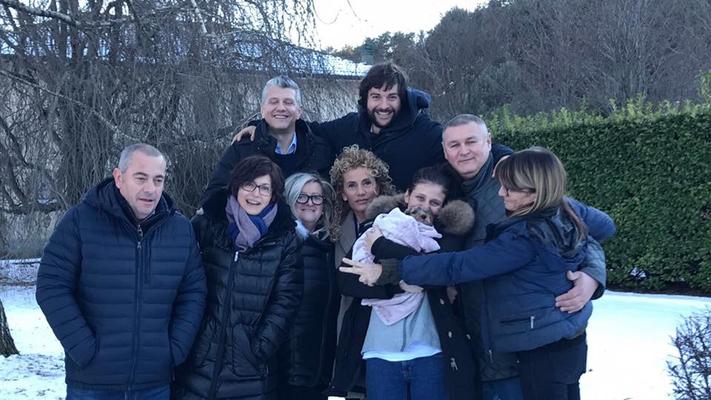 Gabriel Pascarella, Francesca Friggione, Fabio Allegra, Marzia Cusatis, Moira Stocco, Mauro Mostura