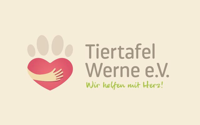 Logogestaltung Tiertafel Werne e.V.