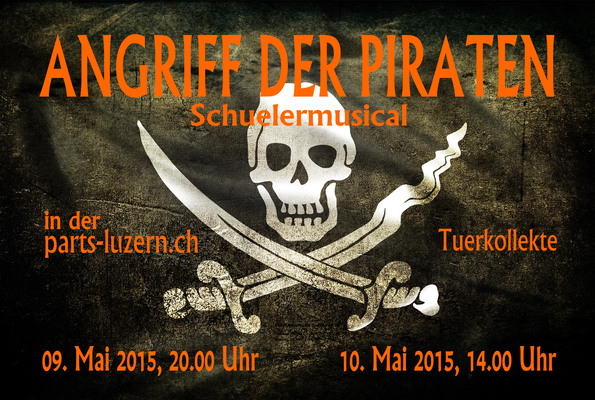 2015 KINDERMUSICAL - ANGRIFF DER PIRATEN