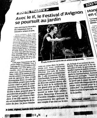 La Provence - 16/07/2017